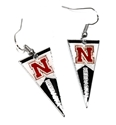 Nebraska Pennant Flag Earrings Nebraska Cornhuskers, Nebraska  Novelty, Huskers  Novelty, Nebraska  Beads & Fun Stuff, Huskers  Beads & Fun Stuff, Nebraska  Ladies Accessories, Huskers  Ladies Accessories, Nebraska  Ladies, Huskers  Ladies, Nebraska  Beads & Fun Stuff, Huskers  Beads & Fun Stuff, Nebraska  Jewelry & Hair, Huskers  Jewelry & Hair, Nebraska Nebraska Pennant Flag Earrings, Huskers Nebraska Pennant Flag Earrings