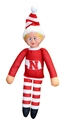 Nebraska Shelf Elf Nebraska Cornhuskers, Nebraska  Holiday Items, Huskers  Holiday Items, Nebraska  Toys & Games , Huskers  Toys & Games , Nebraska Nebraska Team Elf Shelf , Huskers Nebraska Team Elf Shelf