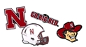 Nebraska Team Pride Pin Set Nebraska Cornhuskers, Nebraska  Ties & Pins, Huskers  Ties & Pins, Nebraska  Mens Accessories, Huskers  Mens Accessories, Nebraska  Ladies Accessories, Huskers  Ladies Accessories, Nebraska Nebraska Team Pride Pin Set, Huskers Nebraska Team Pride Pin Set