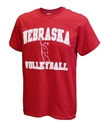 Nebraska Volleyball Summit Tee Nebraska Cornhuskers, Nebraska  Ladies T-Shirts, Huskers  Ladies T-Shirts, Nebraska  Ladies, Huskers  Ladies, Nebraska  Mens T-Shirts, Huskers  Mens T-Shirts, Nebraska  Mens, Huskers  Mens, Nebraska Volleyball, Huskers Volleyball, Nebraska Red SS Vball Summit Tee, Huskers Red SS Vball Summit Tee