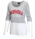 Nebraska Womens Tie Sleeve Top Nebraska Cornhuskers, Nebraska  Ladies Tops, Huskers  Ladies Tops, Nebraska Nebraska Womens Tie Sleeve Top, Huskers Nebraska Womens Tie Sleeve Top
