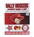 Rally Huskers Activity Book Nebraska Cornhuskers, Husker Activity Book