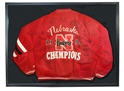 Team Signed 1994 National Champs Letter Jacket Nebraska Cornhuskers, husker football, Team Signed 1994 National Champs Letter Jacket