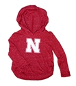 Toddler Girls Huskers Animal LS Hooded Tee Nebraska Cornhuskers, Nebraska  Childrens, Huskers  Childrens, Nebraska  Kids, Huskers  Kids, Nebraska Toddler Girls Huskers Animal LS Hooded Tee, Huskers Toddler Girls Huskers Animal LS Hooded Tee