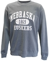 Washed Nebraska 1869 Navy Fleece Sweatshirt  Nebraska Cornhuskers, Nebraska  Ladies Sweatshirts, Huskers  Ladies Sweatshirts, Nebraska  Ladies, Huskers  Ladies, Nebraska  Mens Sweatshirts, Huskers  Mens Sweatshirts, Nebraska  Mens, Huskers  Mens, Nebraska  Crew, Huskers  Crew, Nebraska Washed Navy Crew Fleece Sweatshirt Blu84, Huskers Washed Navy Crew Fleece Sweatshirt Blu84