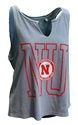 Womens Dyed Fashion V-Notch Huskers Tank Nebraska Cornhuskers, Nebraska  Ladies Tops, Huskers  Ladies Tops, Nebraska  Tank Tops, Huskers  Tank Tops, Nebraska Womens Dyed Fashion V-Notch Huskers Tank, Huskers Womens Dyed Fashion V-Notch Huskers Tank