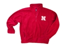 Youth Huskers Artic Fleece Quarter Zip Pullover Nebraska Cornhuskers, Nebraska  Youth, Huskers  Youth, Nebraska  Kids, Huskers  Kids, Nebraska Youth Huskers Artic Fleece Quarter Zip Pullover, Huskers Youth Huskers Artic Fleece Quarter Zip Pullover