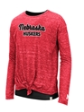 Youth Nebraska Huskers Two Layer LS Tee Nebraska Cornhuskers, Nebraska  Kids, Huskers  Kids, Nebraska  Youth, Huskers  Youth, Nebraska Youth Nebraska Huskers Two Layer LS Tee, Huskers Youth Nebraska Huskers Two Layer LS Tee