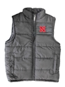Youth Nebraska Taylor Puffy Vest Nebraska Cornhuskers, Nebraska  Youth, Huskers  Youth, Nebraska  Kids, Huskers  Kids, Nebraska Youth Nebraska Taylor Puffy Vest, Huskers Youth Nebraska Taylor Puffy Vest