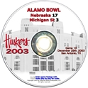 2003 Dvd Alamo Bowl Vs Msu Husker football, Nebraska cornhuskers merchandise, husker merchandise, nebraska merchandise, nebraska cornhuskers dvd, husker dvd, nebraska football dvd, nebraska cornhuskers videos, husker videos, nebraska football videos, husker game dvd, husker bowl game dvd, husker dvd subscription, nebraska cornhusker dvd subscription, husker football season on dvd, nebraska cornhuskers dvd box sets, husker dvd box sets, Nebraska Cornhuskers, 2003 Alamo Bowl vs. Michigan State