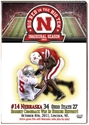 2011 Ohio State Husker football, Nebraska cornhuskers merchandise, husker merchandise, nebraska merchandise, nebraska cornhuskers dvd, husker dvd, nebraska football dvd, nebraska cornhuskers videos, husker videos, nebraska football videos, husker game dvd, husker bowl game dvd, husker dvd subscription, nebraska cornhusker dvd subscription, husker football season on dvd, nebraska cornhuskers dvd box sets, husker dvd box sets, Nebraska Cornhuskers, 2011 Ohio State
